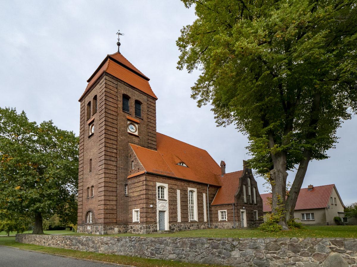 Dorfkirche Pinnow